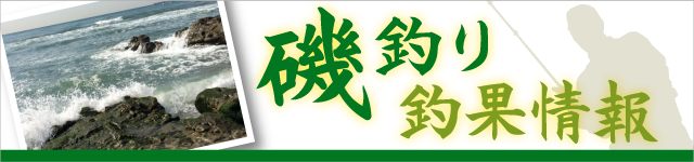 三重県熊野ー川崎渡船/磯釣り釣果情報
